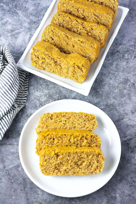 Vegan Plantain Bread