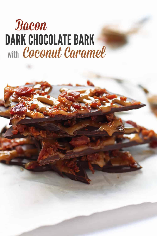 Chocolate Bacon Bark Incredible