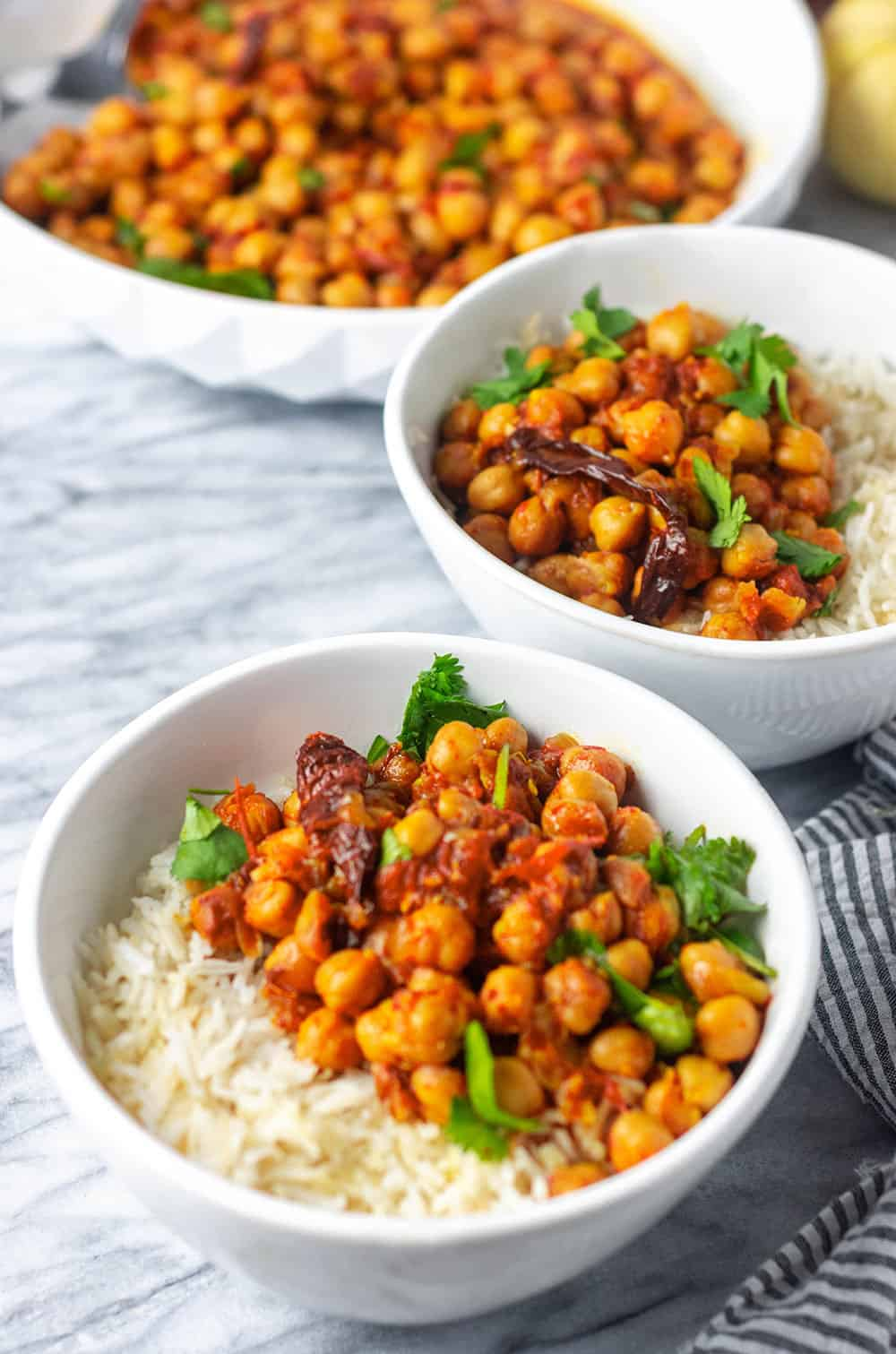 Best Instant Pot Chickpea Curry