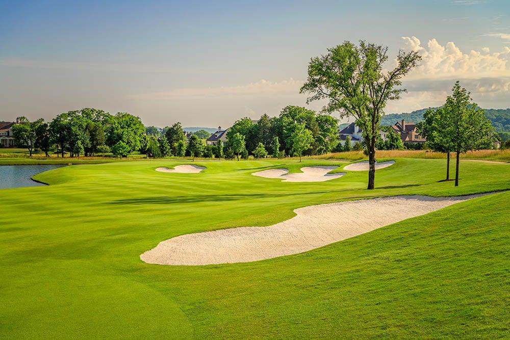 Best Nashville Golf Course