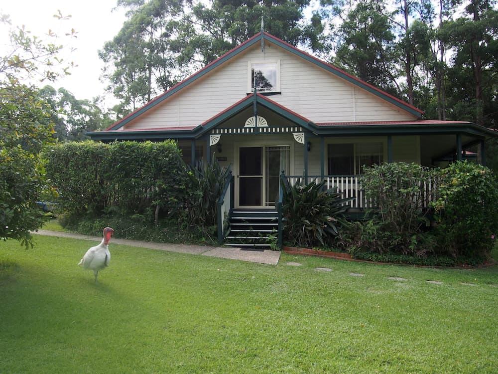 Telegraph Retreat Farmstay near Port Macquarie