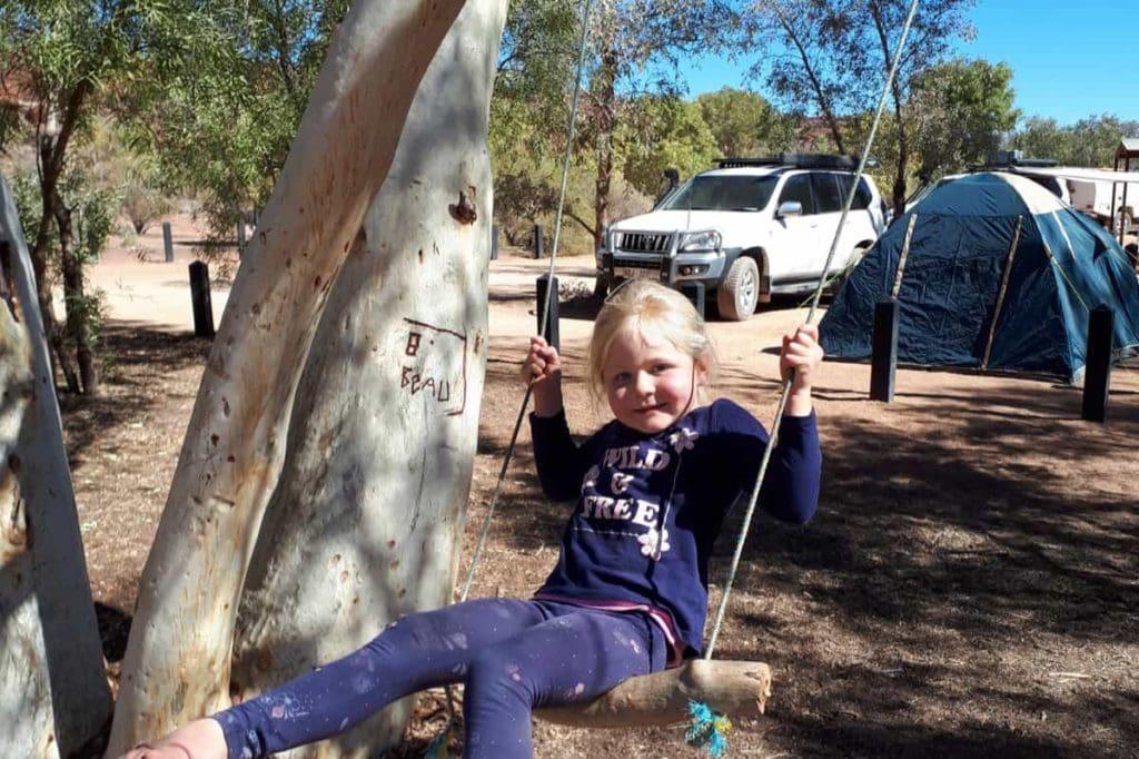 travel outback australia kids