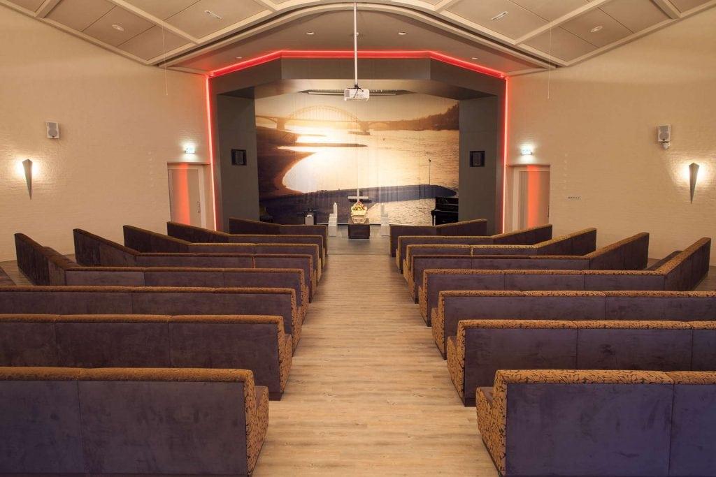 Dienstruimte in Crematorium Beuningen
