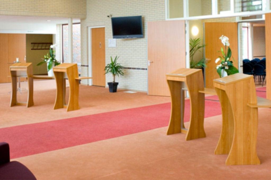 Aula Crematorium Drachten