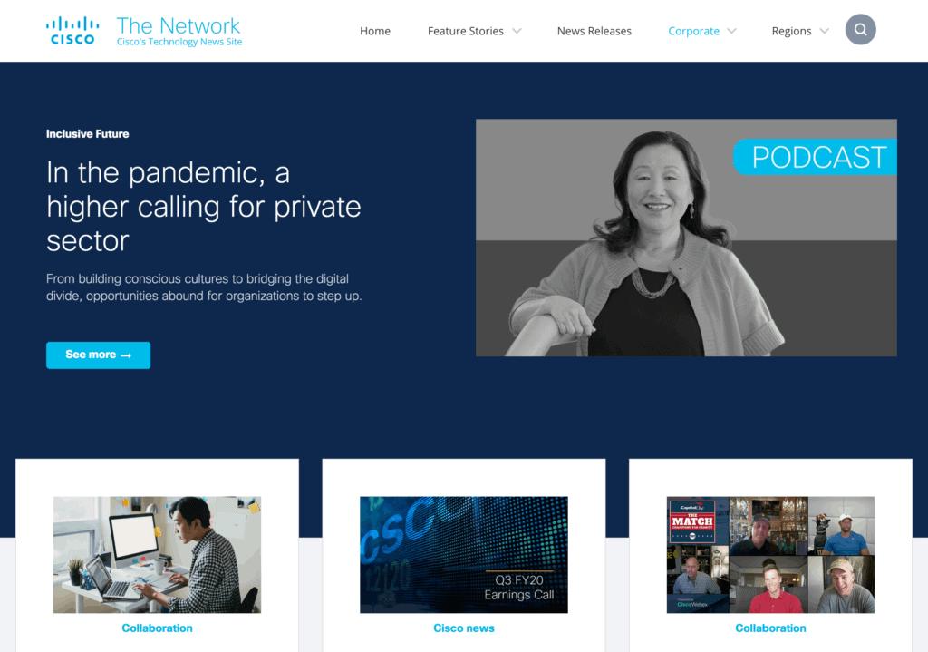 Cisco Newsroom