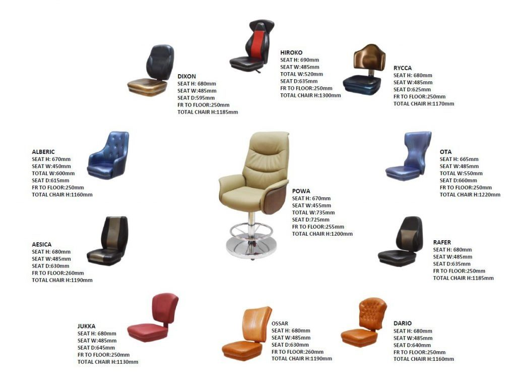 Type of folding Gaming Chair
