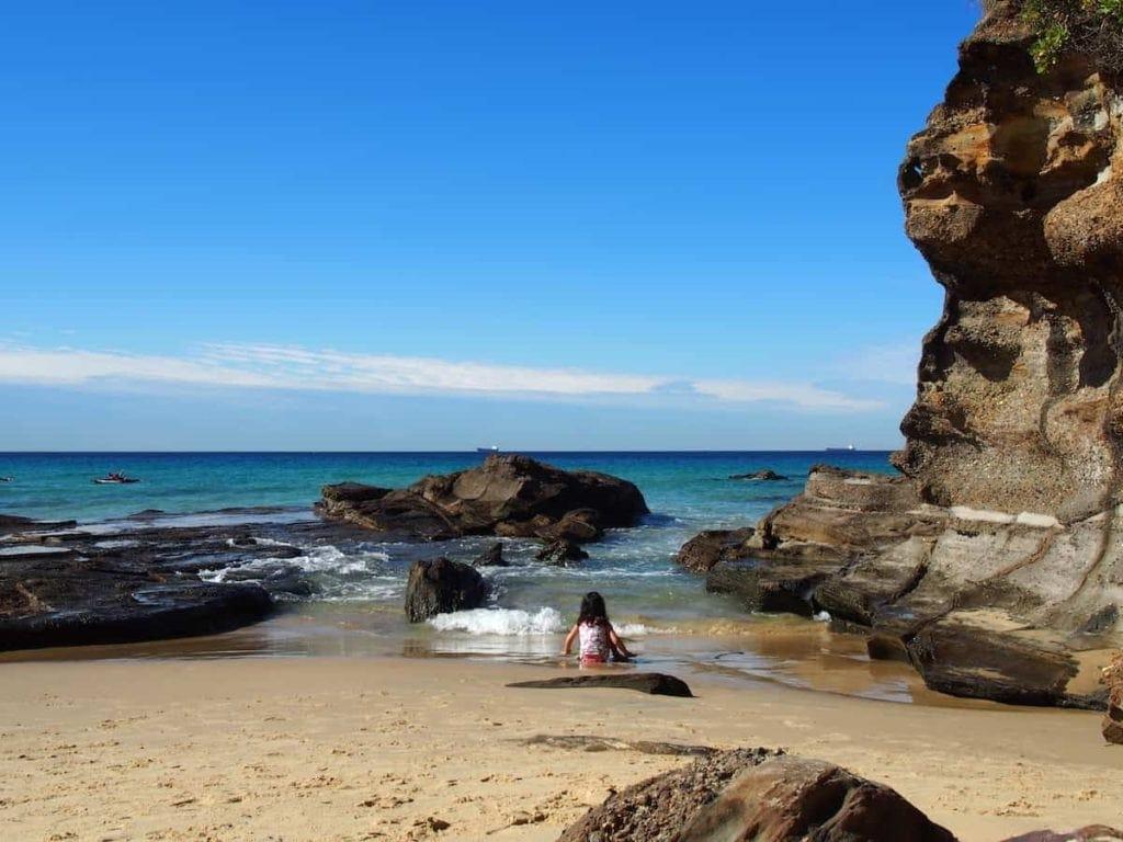 Caves Beach, Lake Macquarie