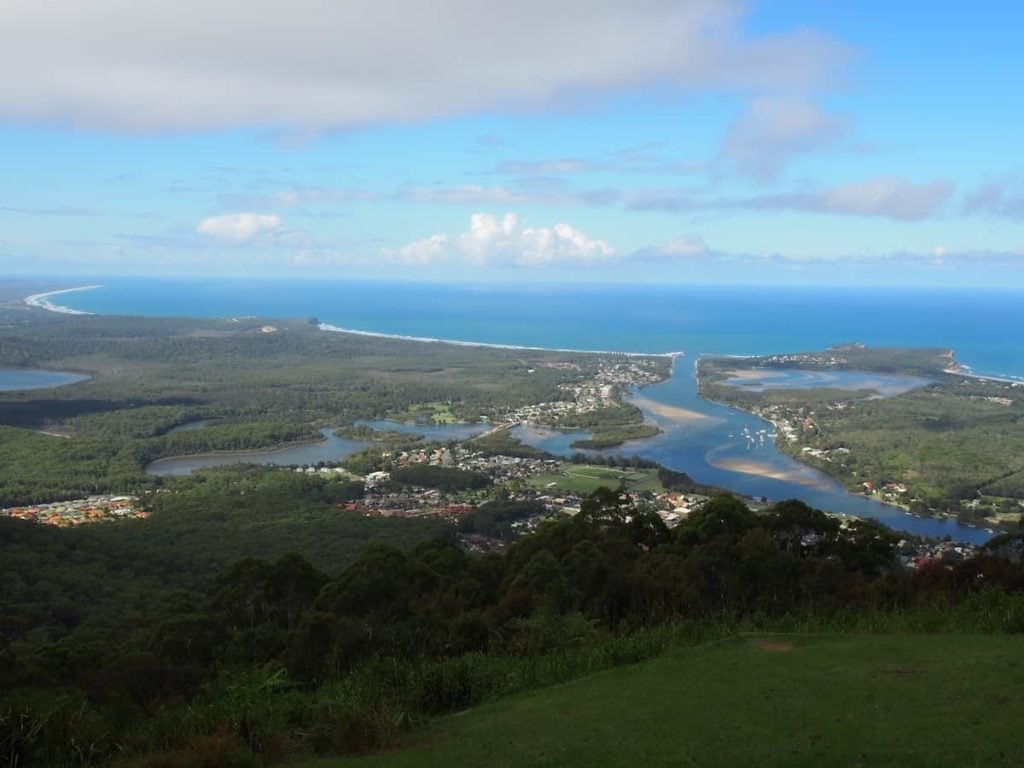 North Brother Lookout