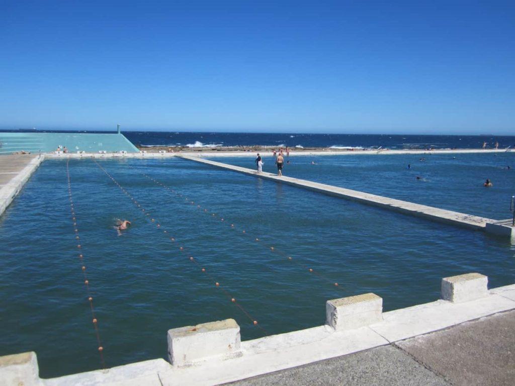 Best ocean baths for kids Newcastle