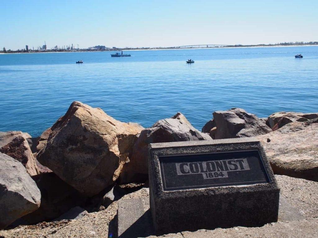 Stockton Shipwreck Walk