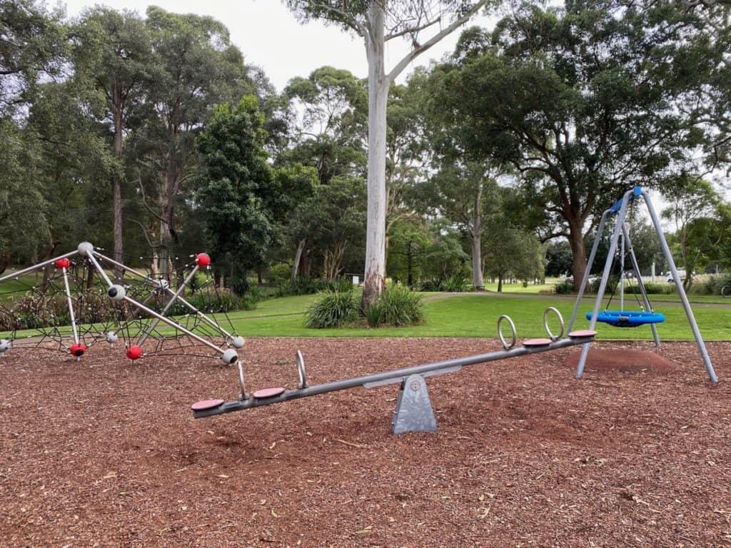 Jesmond Park Playground