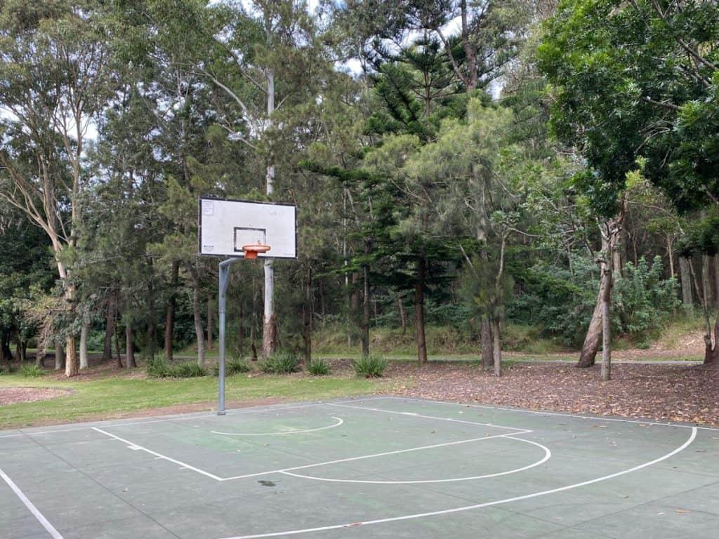 Jesmond Park Basketball Court