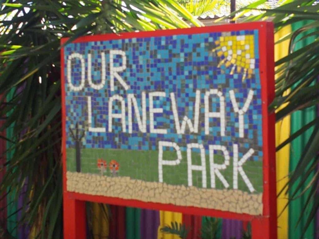 Laneway Park Adamstown