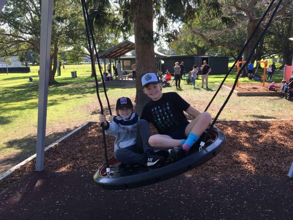 Wallsend Park Playground