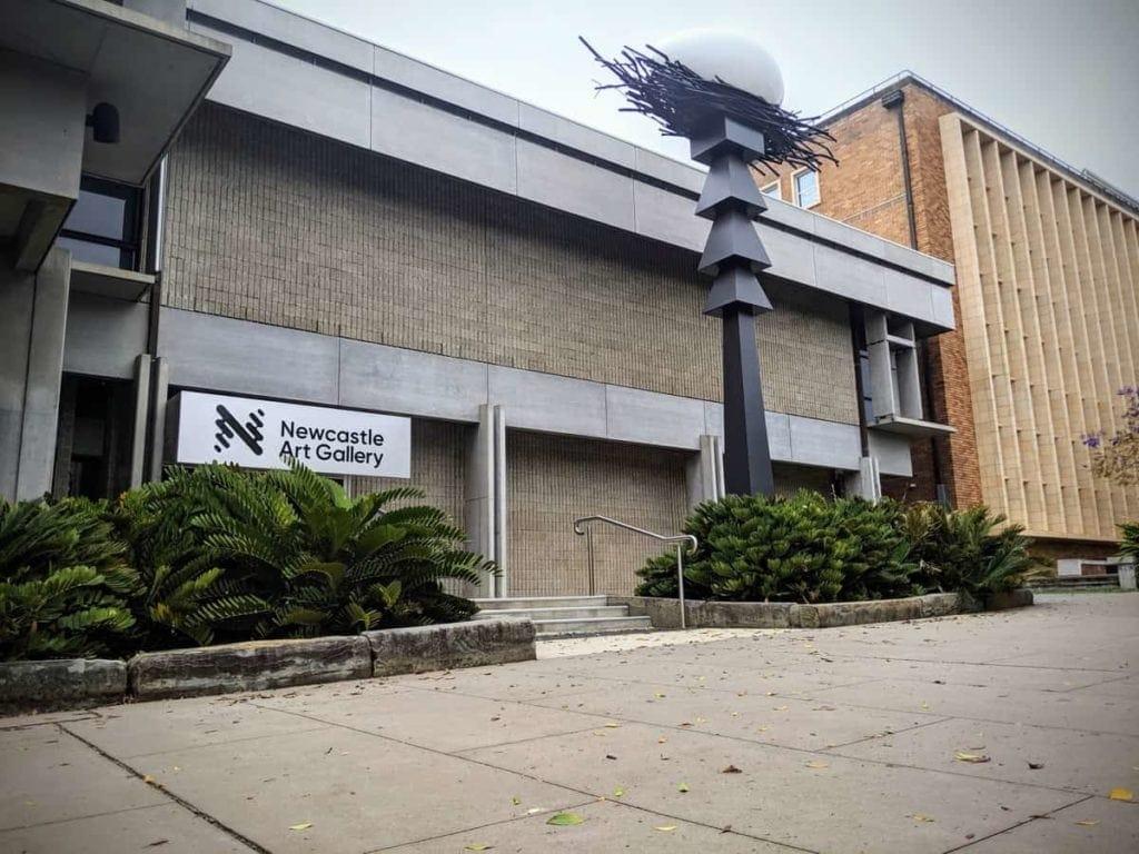 Art Cart Newcastle Art Gallery