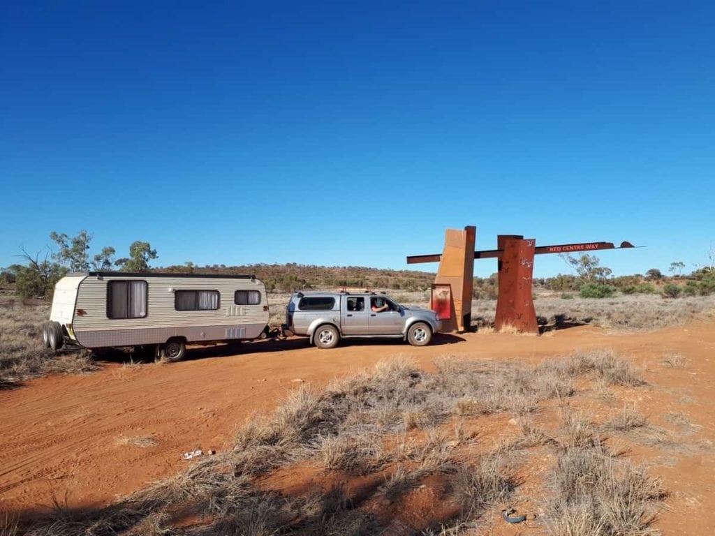 Camping Australia Kids