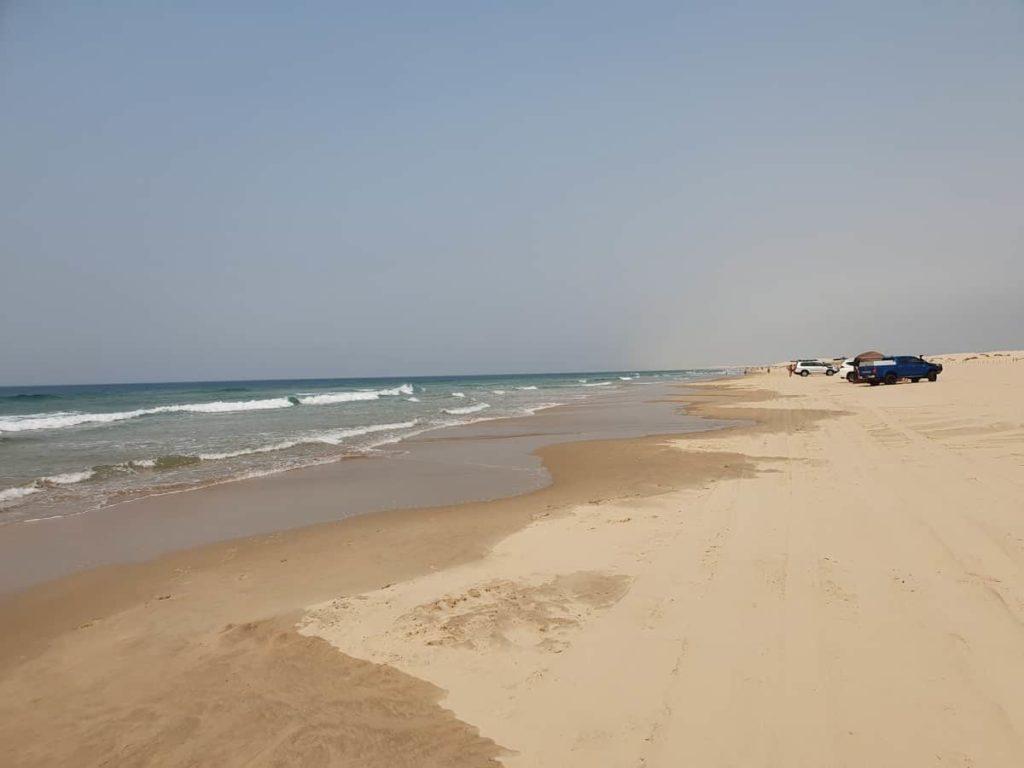 Stockton Bight Sand Dunes 4WD