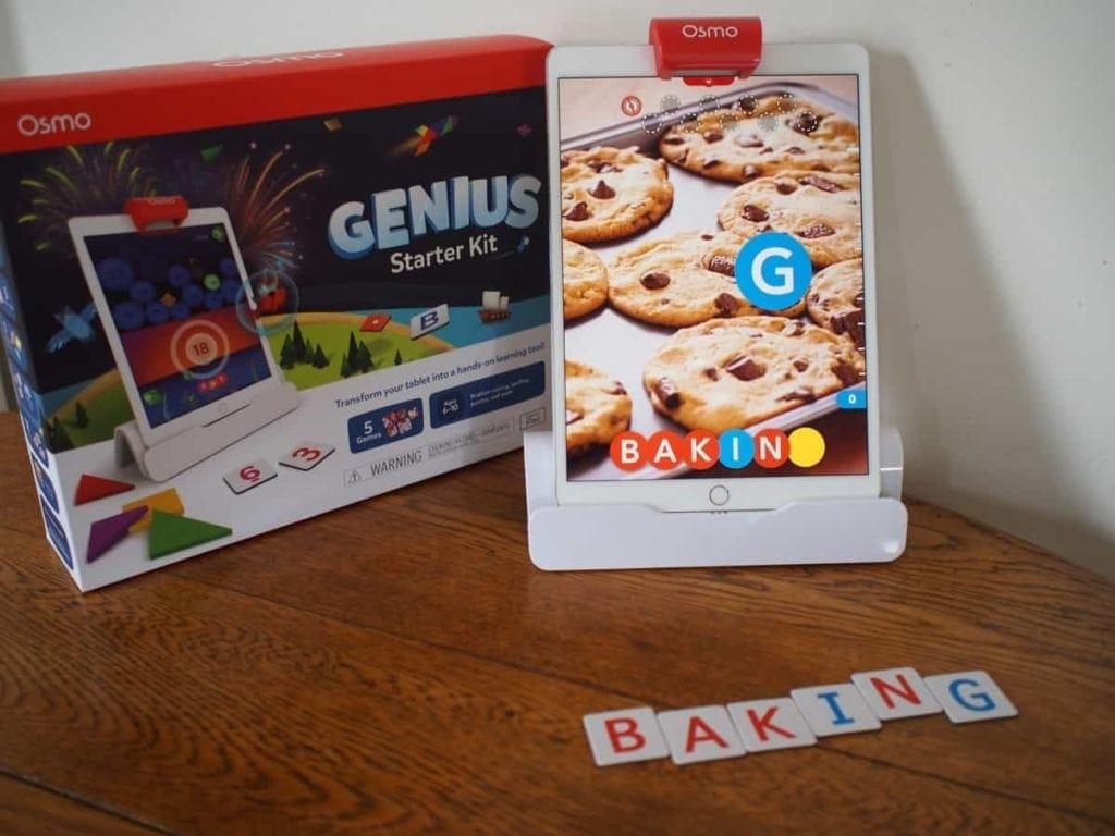 Osmo Genius Kit Words