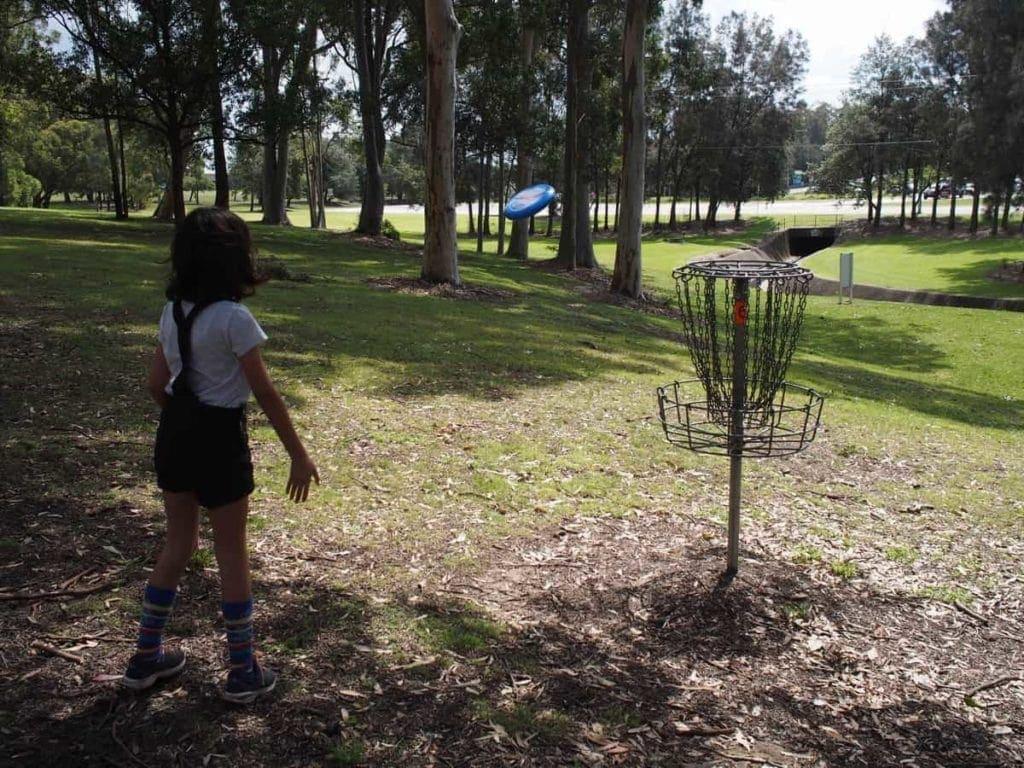 Jesmond Park Frisbee