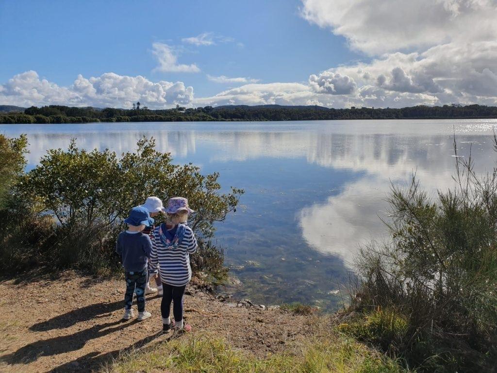 Lake Macquarie Family Walk