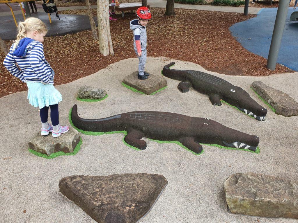 Maitland Park Playground