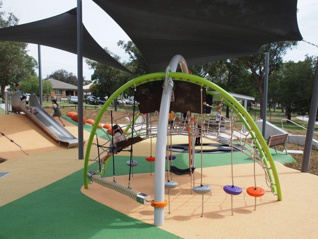 Stevenson Park Mayfield West