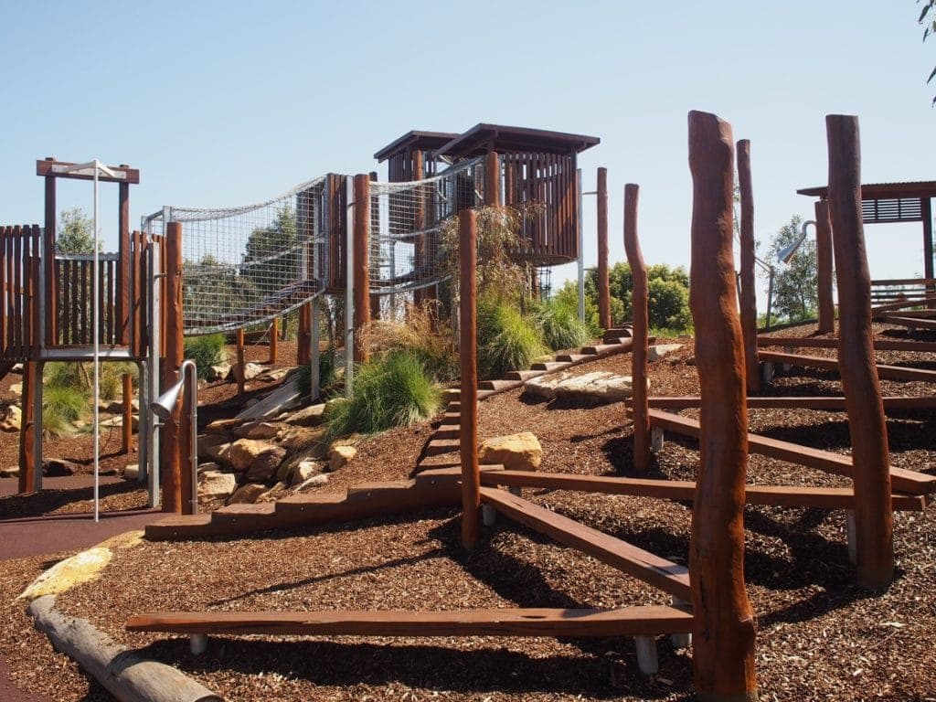 Dubbo Regional Aventure Playground