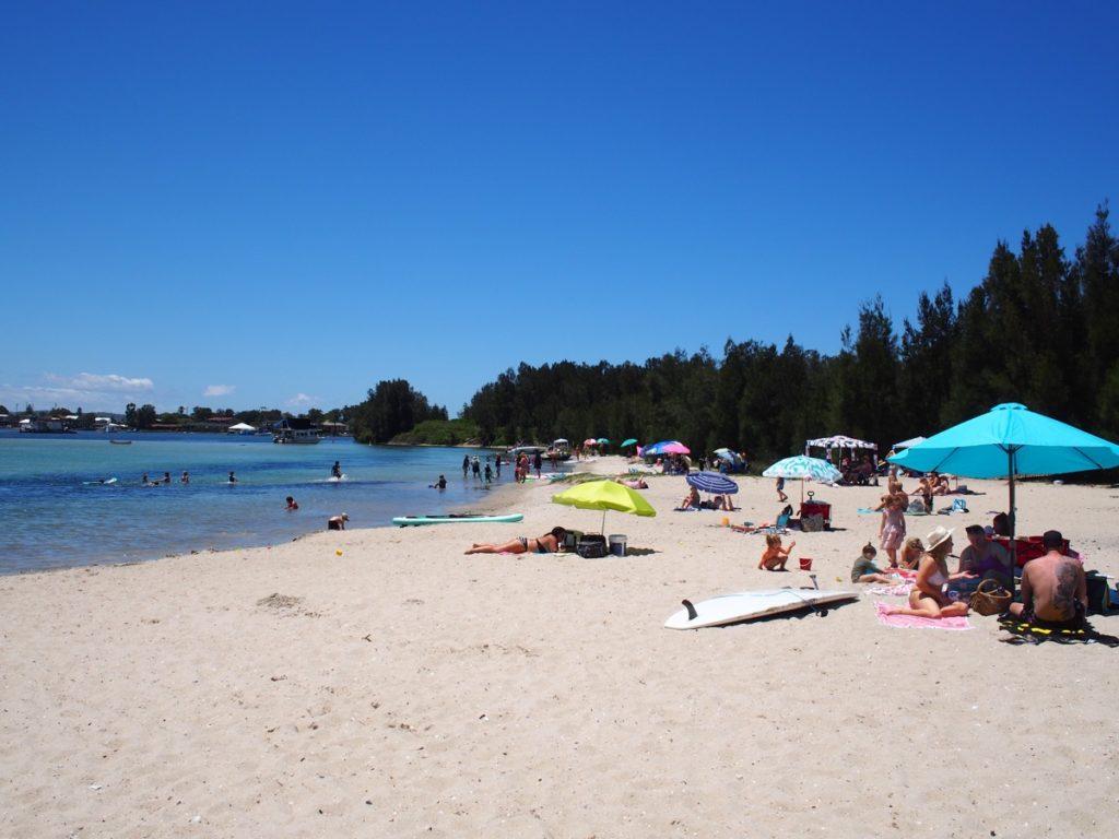 Naru Beach Lake Macquarie