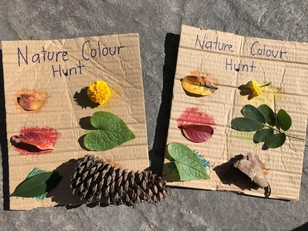 Nature Colour Hunt