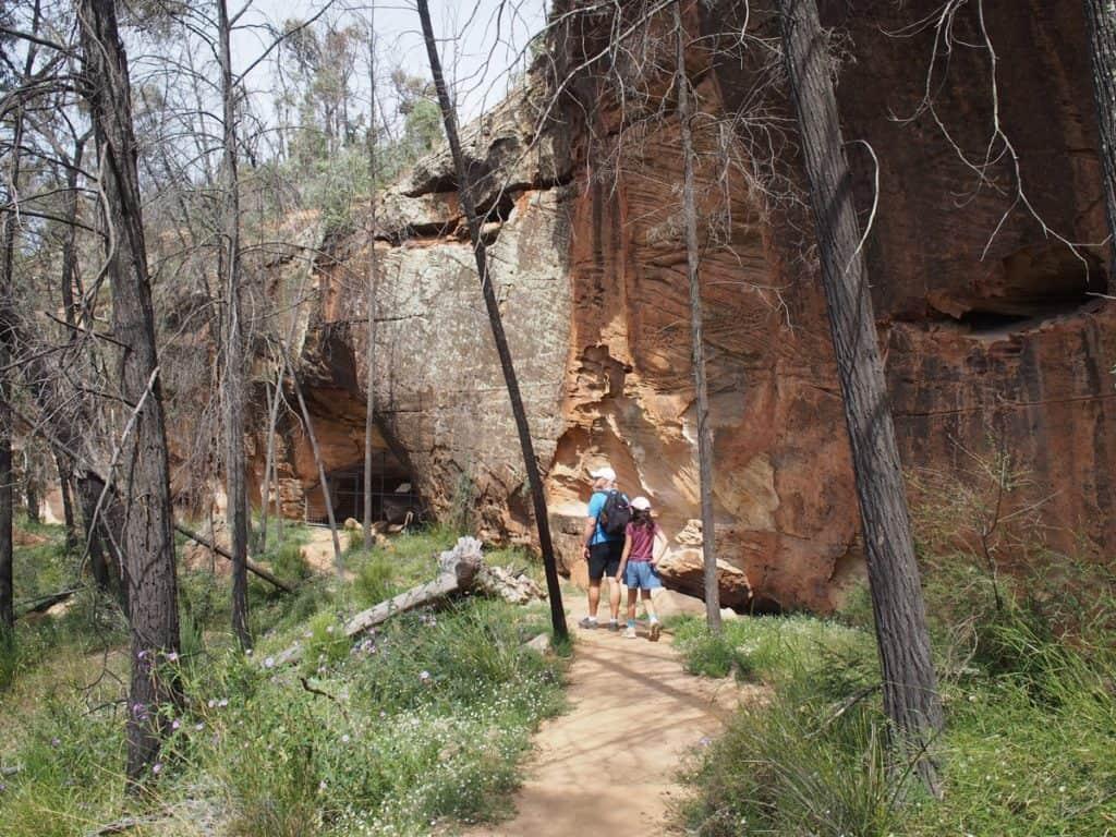 Sandstone Caves Pilliga