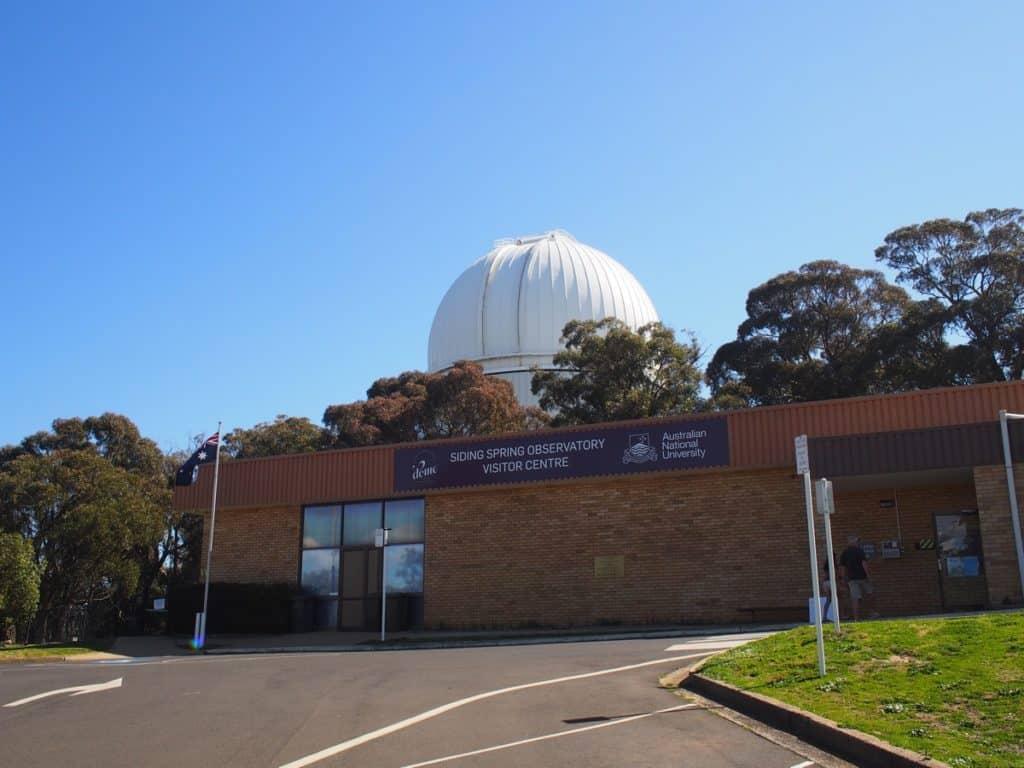 Siding Springs Observatory