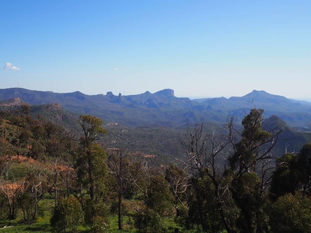 View Siding Springs Observatory Coonabarabran