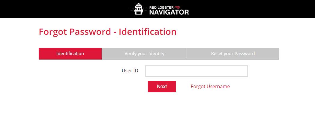 Red Lobster Navigator