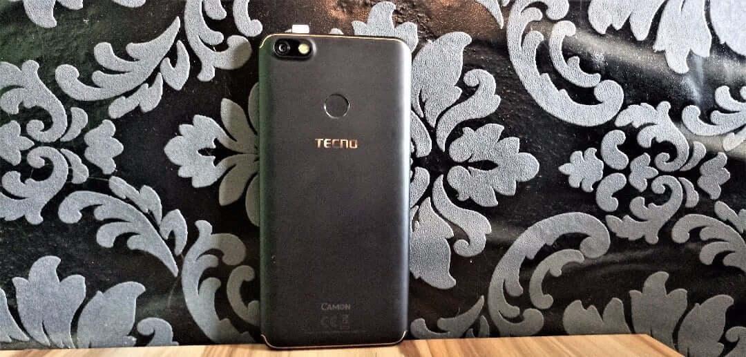 TECNO Camon X Pro unboxing design