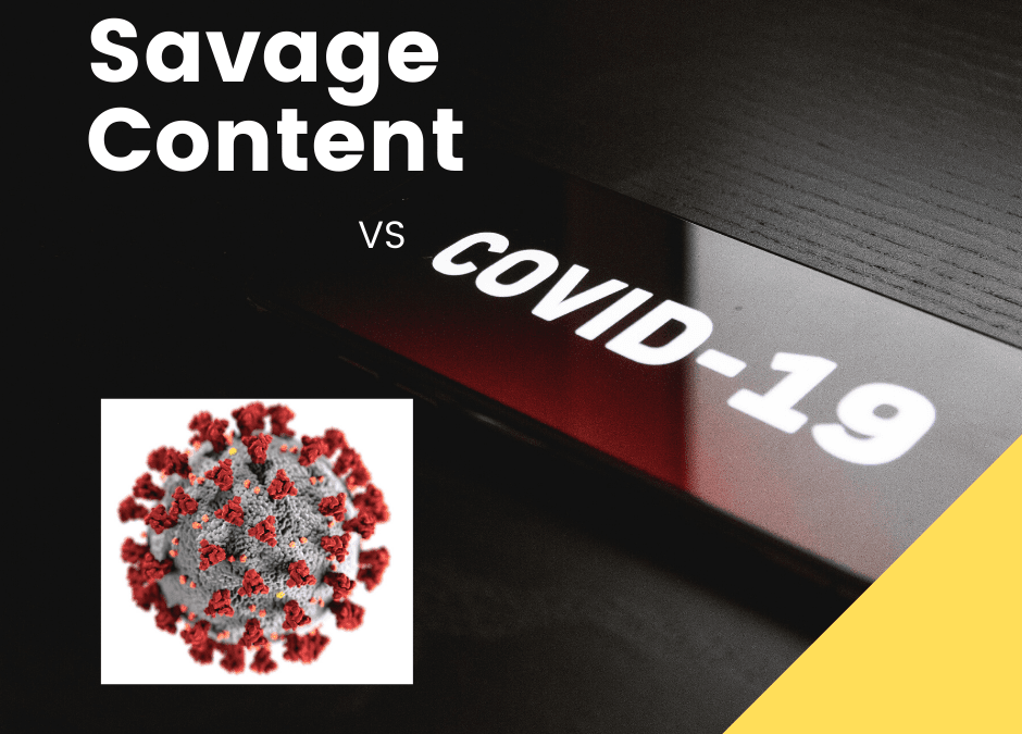 Coronavirus Outbreak: Why Content Marketing Is So Important During This Pandemic Time