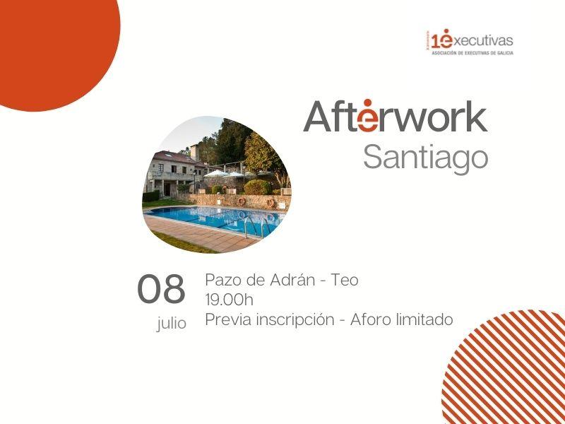 Nuevo Afterwork en Santiago 8 de julio