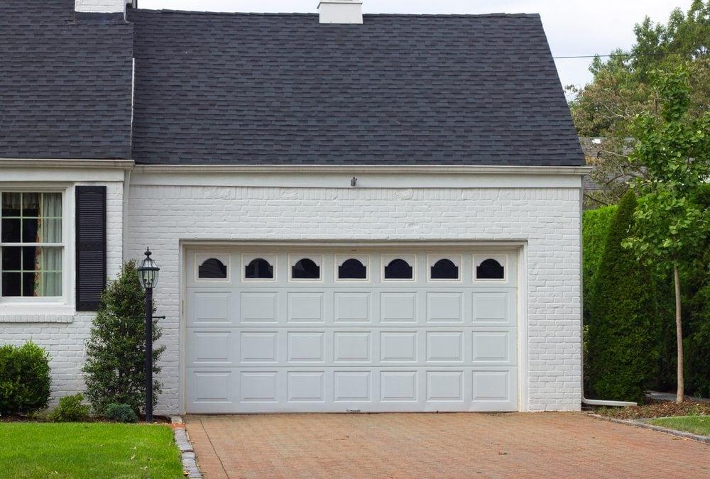 garage door panel repair akron
