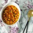 Curry di ceci al pomodoro Bimby