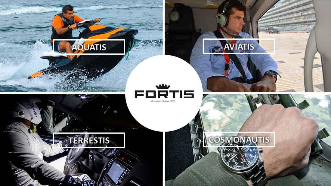 Ivan Kristoff for Fortis