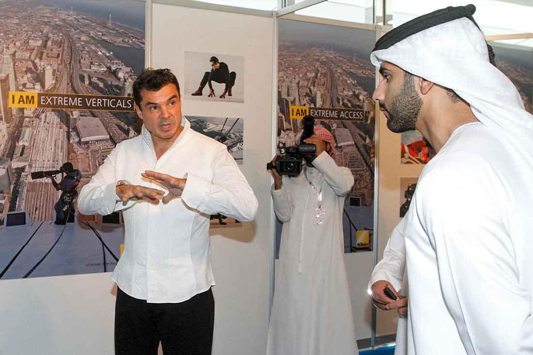 His Highness Sheikh Mansoor bin Mohammed bin Rashid Al Maktoum