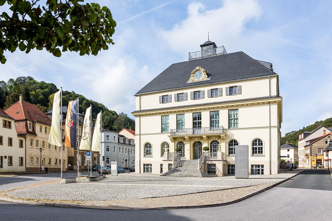 13 - Montanregion Erzge Deutsches Uhrenmuseum Glashütte, Montane Kulturlandschaft Erzgebirge, UNESCO Weltkulturerbe