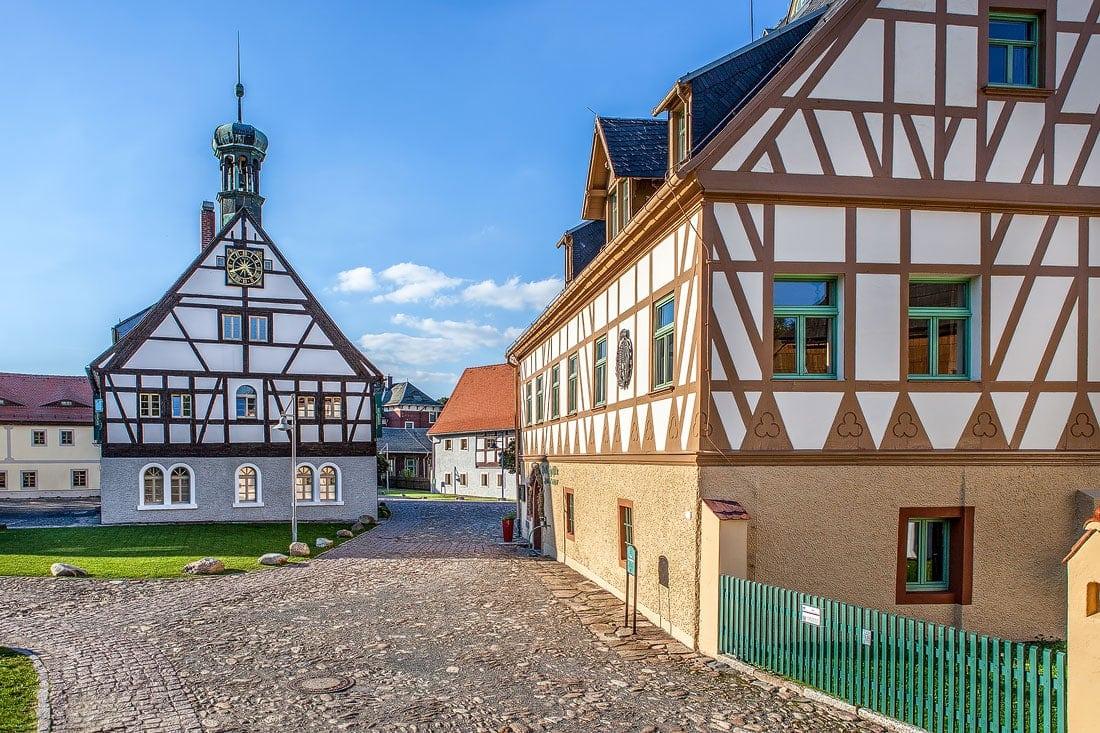 41 - Montanregion Erzgebirge, Saigerhüttenkomplex Grünthal, Montane Kulturlandschaft Erzgebirge, UNESCO Weltkulturerbe