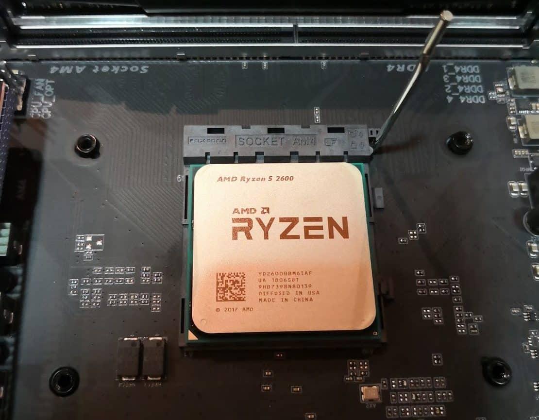 fez a AMD?
