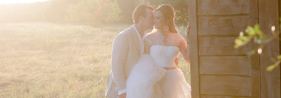 camp lucy wedding, austin wedding photographers, sunset, outdoors, nature, bride and groom, wedding day portraits