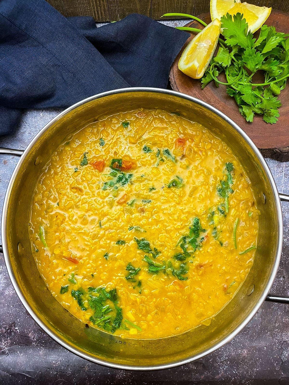 Masoor Dal Recipe