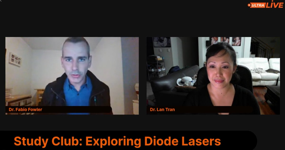 Study Club - Exploring Diode Lasers