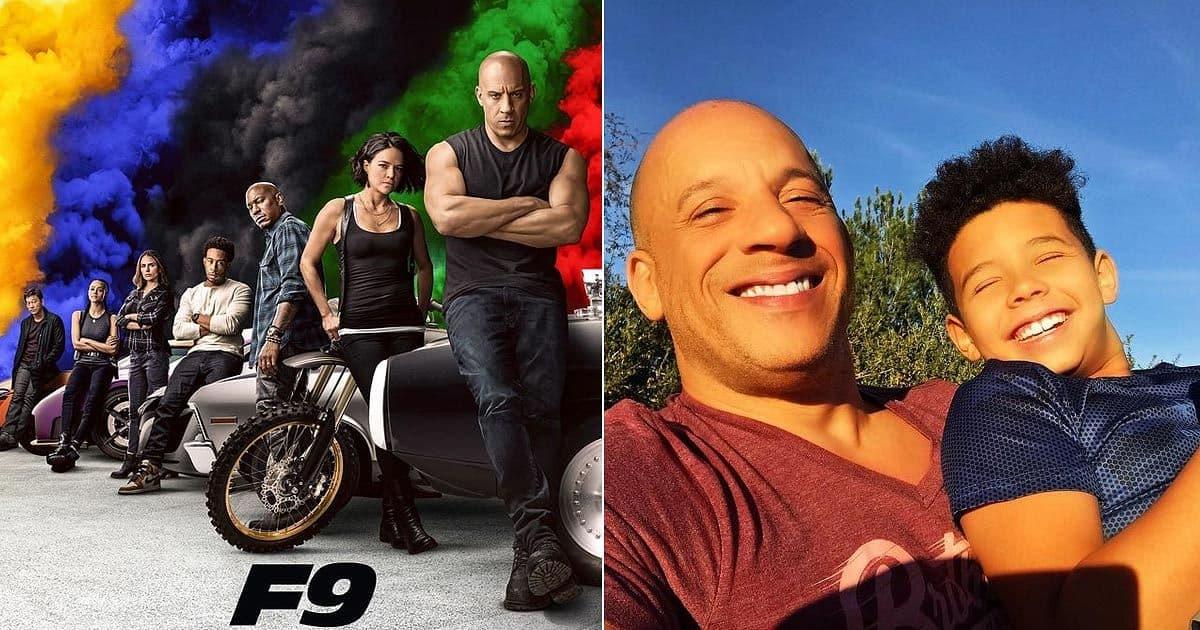 Vin Diesel filho