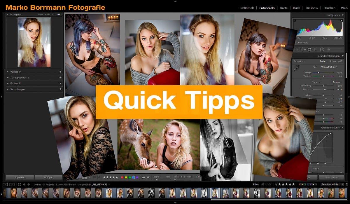 Lightroom Tutorials, Adobe Photoshop Lightroom, Quick Tipps, lightroom tutorials deutsch, lightroom tipps