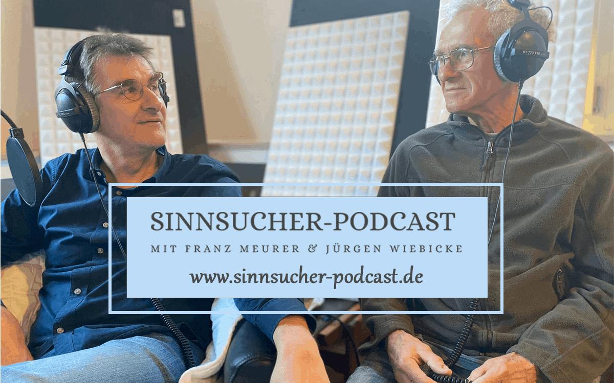 Quarantäne-Lösung: Der Sinnsucher-Podcast
