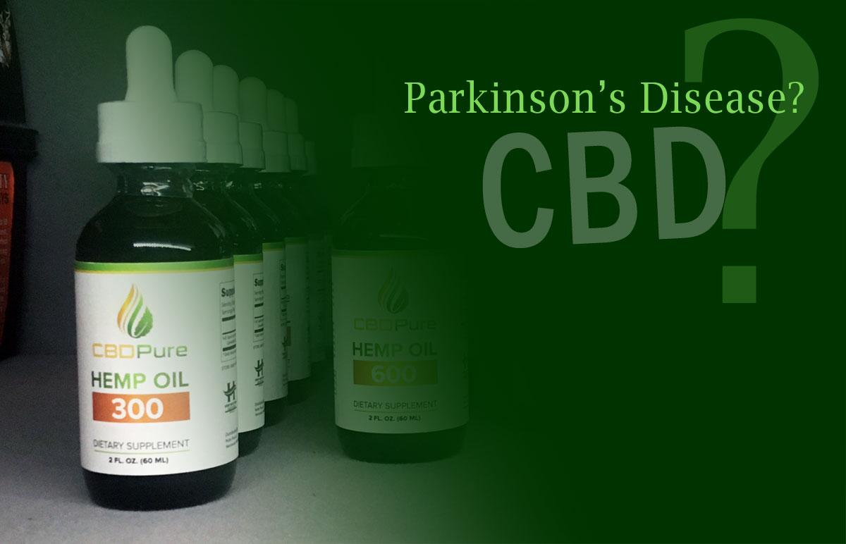Parkinson's Disease - Can CBD Help?